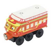 Chuggington Wooden Railway Engines from TOMY
