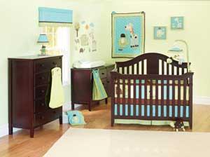 Summer Infant Giggle Gang SwaddleMe 8-Piece Bedding Set
