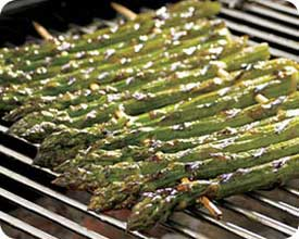 Schwan's Grilled Asparagus Spears