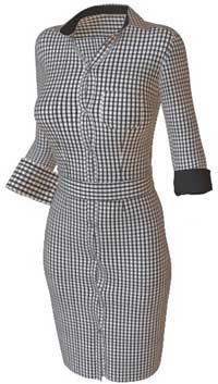 Joe Button Jenny Cavilleri Women's Shirtdress