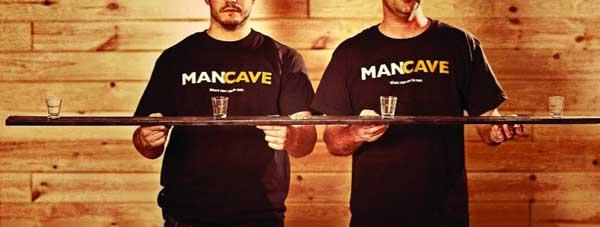 Man Cave Shot Board