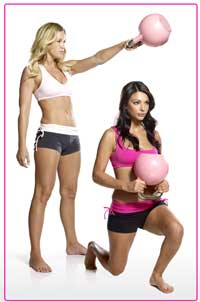 RKS Workout Series with Kettlebell