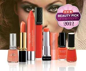 Revlon Summer Accessories Coral Cosmetics