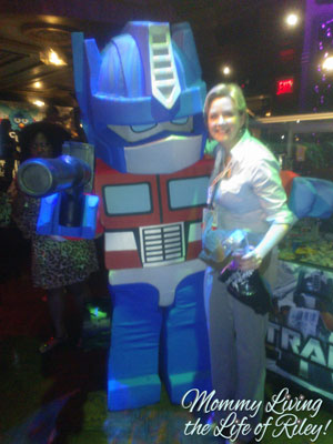BlogHer Hasbro Party