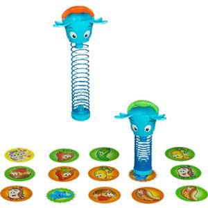 Hasbro Elefun & Friends Snackin' Safari Game