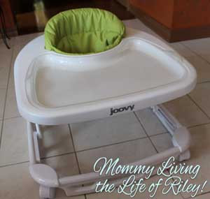 Joovy Greenie Spoon Walker