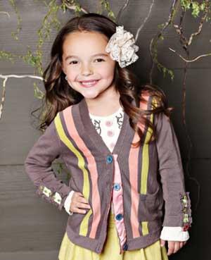Matilda Jane Clothing Blake Cardigan