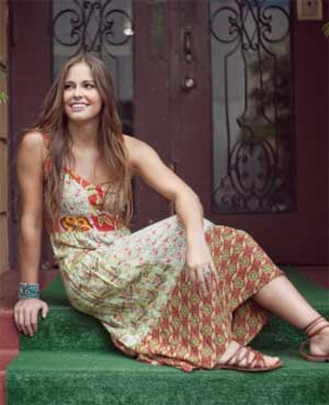 Matilda Jane Clothing Salsa Maxi Dress
