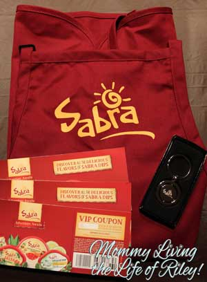Sabra Dipping Co. Prize Pack