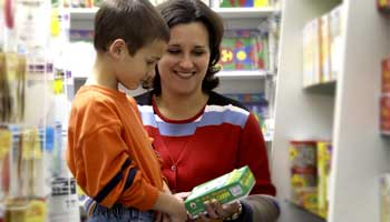 Teaching Kids to Save Money on Back to School Shopping