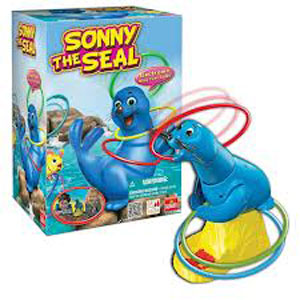 Sonny the Seal by Goliath Games