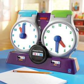 Watch It! Elapsed Time Clock