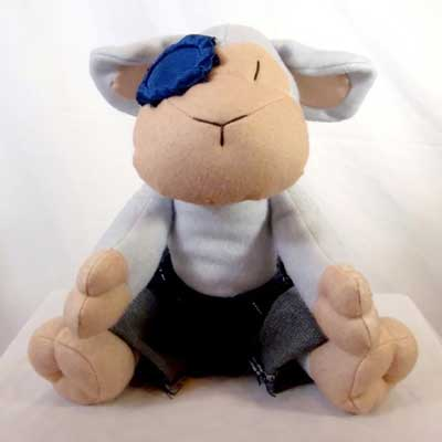 Lamby Lambpants Plush Toy