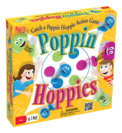 Quality Family Time with Poppin Hoppies