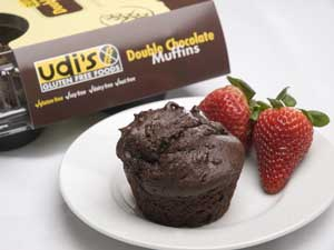 Udi's Double Chocolate Muffins