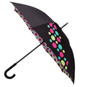 Cheeky Umbrella Polka Dots Classic Long
