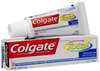 Colgate Total Advanced Travel Toothpaste