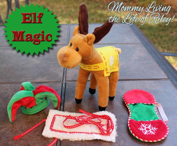 Elf Magic Reindeer Round-Up