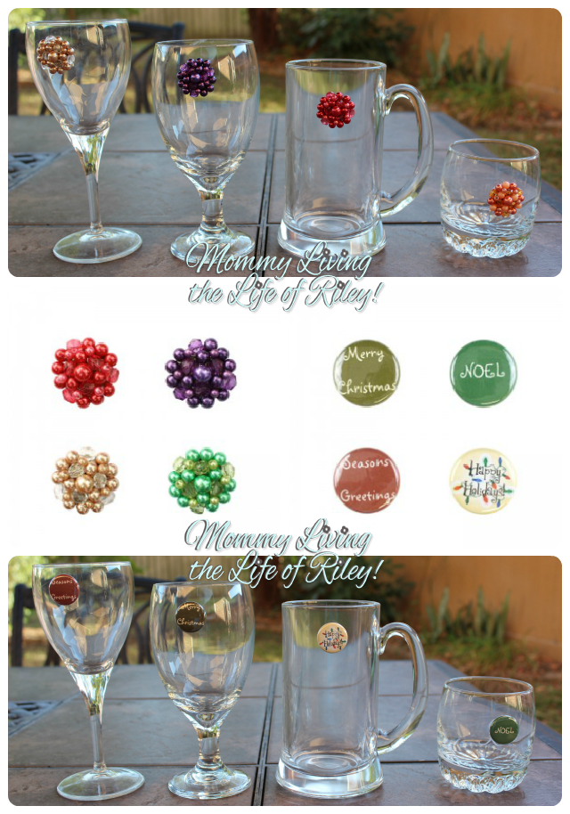 Il Bere Wine Charms