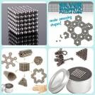 Secret Santa Gift Ideas - Magnetic Balls Puzzle