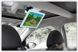 iMagnet iPad Mount Uses