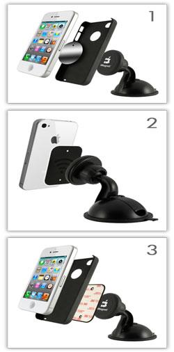 iMagnet Mount for Smartphone