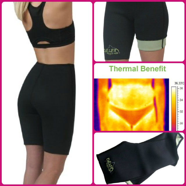 Delphin Spa Anti-Cellulite Shorts