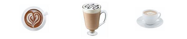 Coffeehouse Drinks