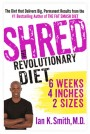 SHRED: Drop Those Pounds FAST with the Diet that Delivers Permanent Results