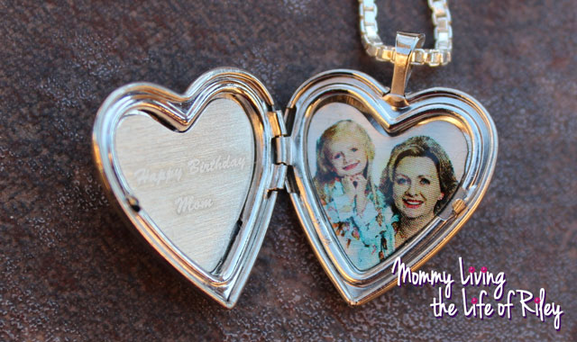 Photo Locket for Valentine's Day