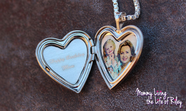 Sterling Silver Photo Locket