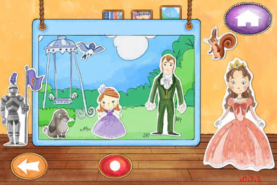 Sofia the First: Story Time Theater