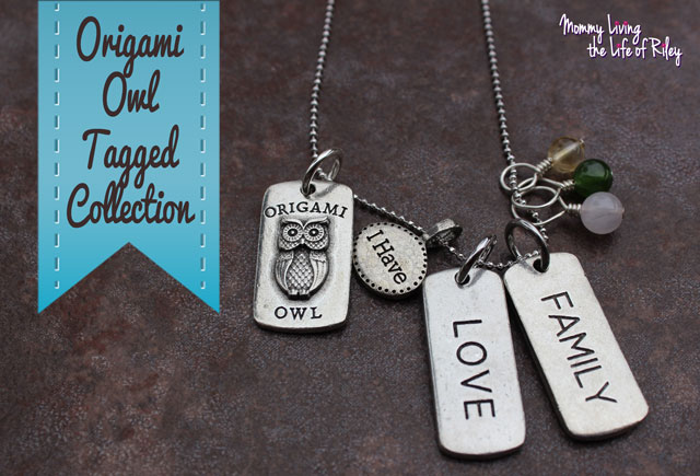 Origami Owl Tagged Collection
