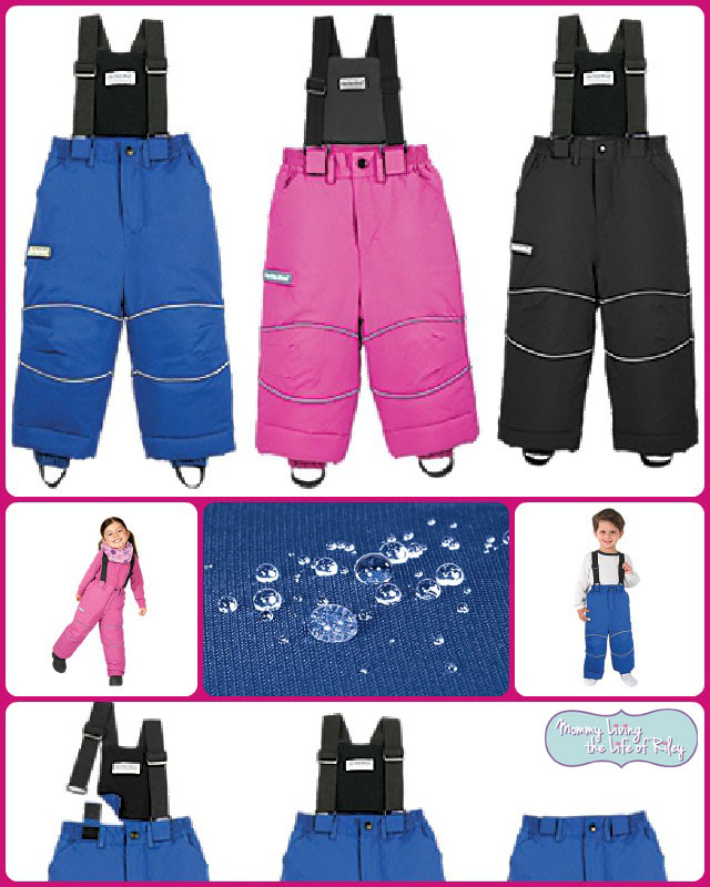One Step Ahead Kids Snow Pants