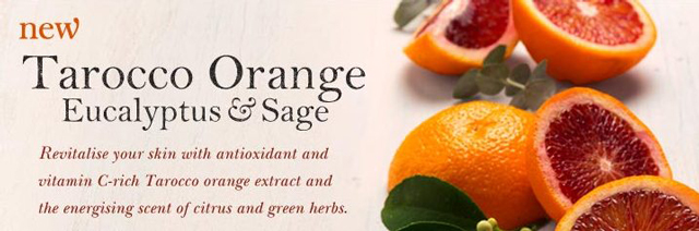Crabtree & Evelyn Tarocco Orange