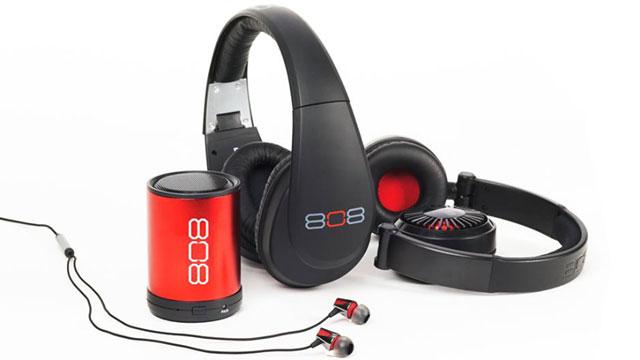 Audiovox 808 Headphones