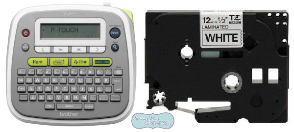 Brother-P-Touch Label Maker
