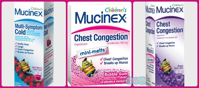 Children's Mucinex