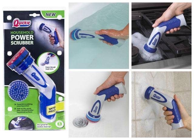 Quickie Power Scrubber