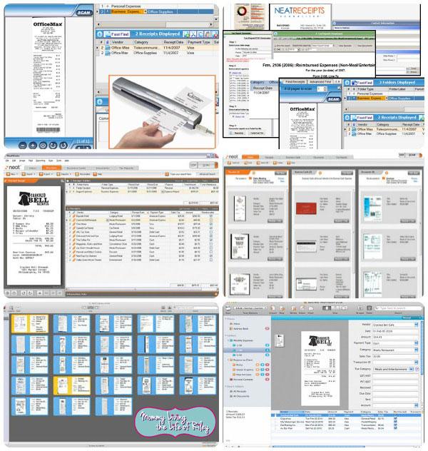 NeatReceipts Max Tax Preparation Simple