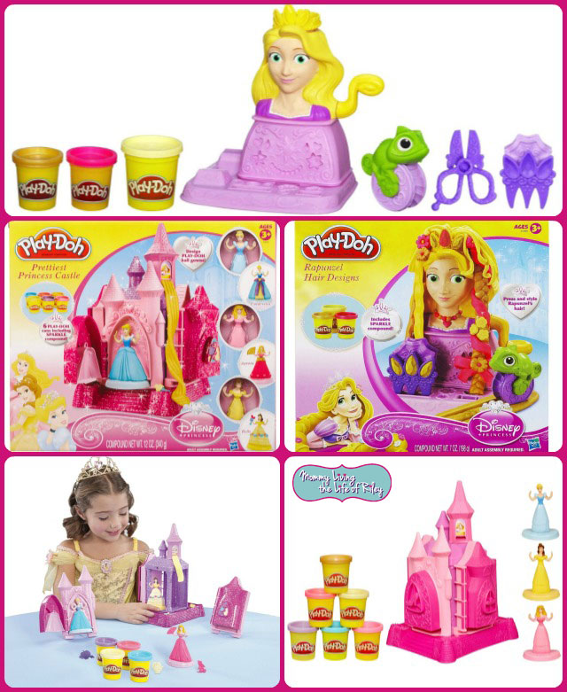 Play-Doh Disney Princesses Play Sets