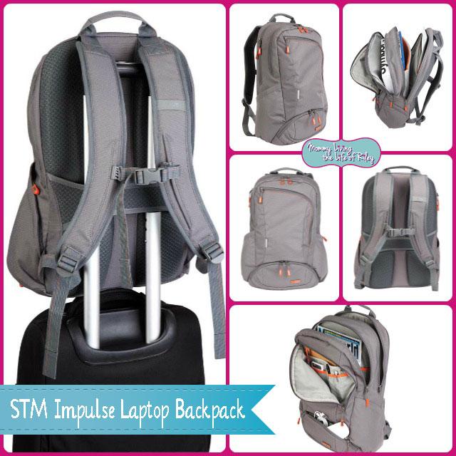 STM Impulse Laptop Backpack