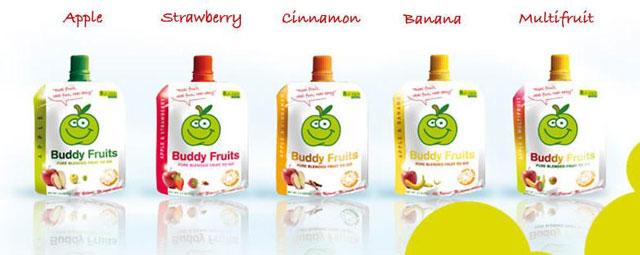 Buddy Fruits Selection