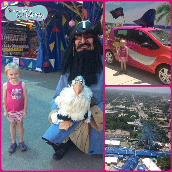 Fair Park in Dallas Texas