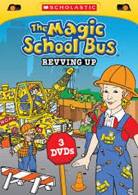 Magic School Bus Revving Up