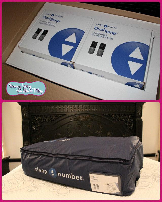 Sleep Number DualTemp