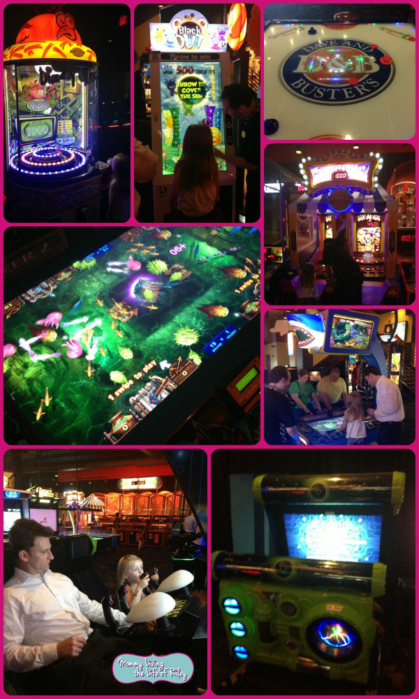 Summer of Games at Dave & Busters